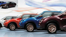 Nissan Juke 80th Special Color Limited Edition