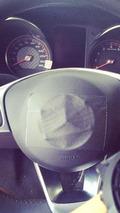 Mercedes C63 AMG interior photos leaked