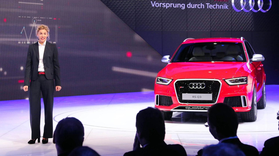 2014 Audi RS Q3 debuts in Geneva