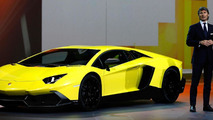 In-depth video feature of the Lamborghini Aventador LP 720-4 50° Anniversario
