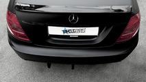 Mercedes CL 500 Black Matte Edition by Famous Parts 17.4.2013