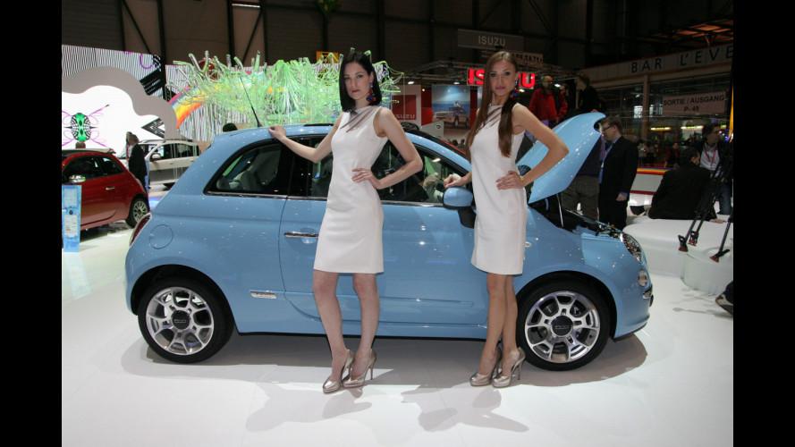 Il 4 luglio è il giorno della Fiat 500 TwinAir