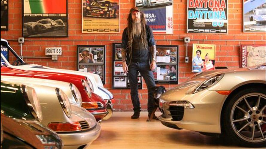 Magnus, il garage più cool d'America