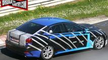 Lexus IS Facelift Caught at Nurburgring?