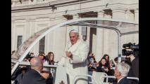Papamobile, le auto più recenti del Papa