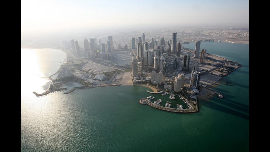 Qatar Motor Show prima edizione