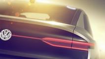 2017 Volkswagen I.D. konsept teaser