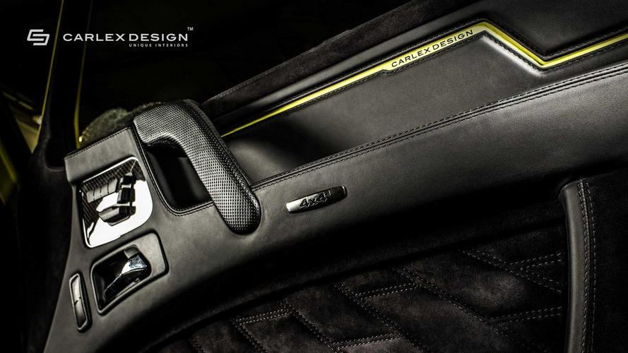 Mercedes-Benz Brabus G500 4x4² Carlex Design