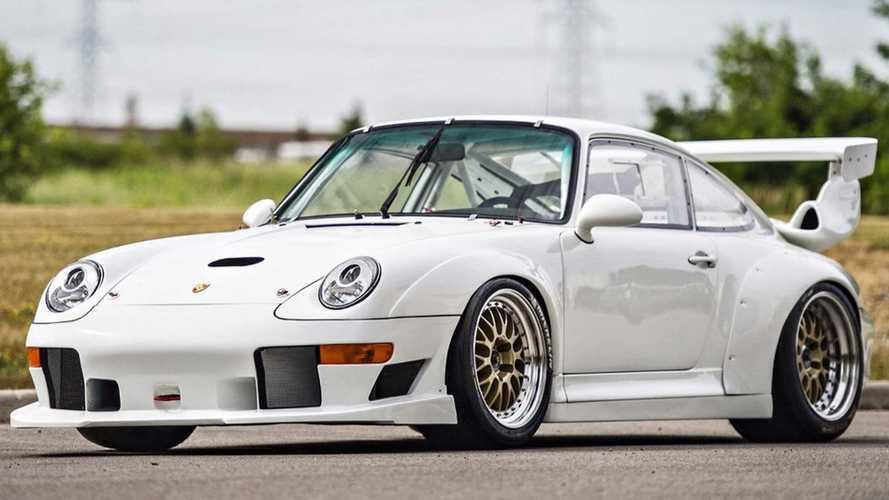 Porsche 911 (993) GT2 Evo 1995