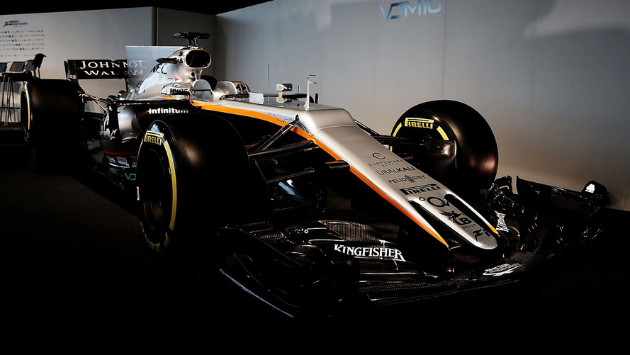 Formule 1 - Force India Mercedes VJM10