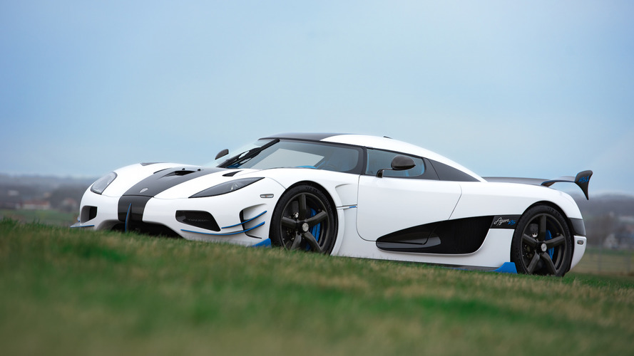 Koenigsegg Bringing Another 1,360hp Agera One-Off To New York