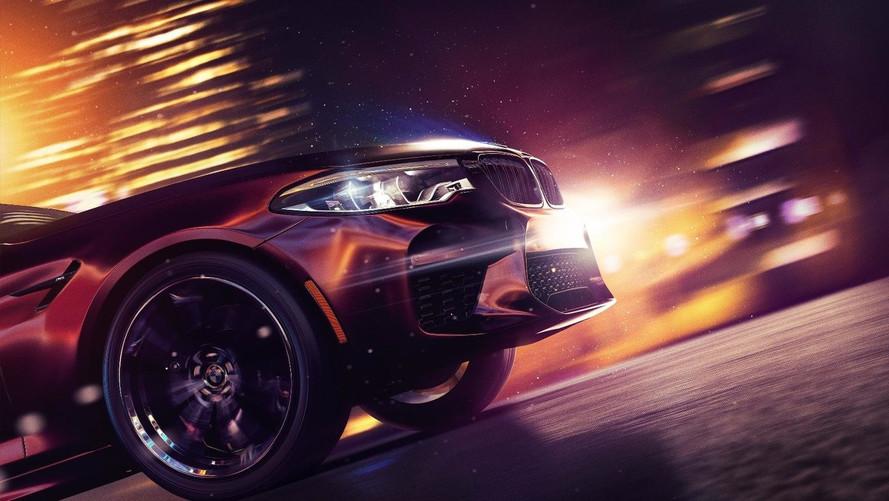 La nouvelle BMW M5 révélée par le jeu Need For Speed Payback