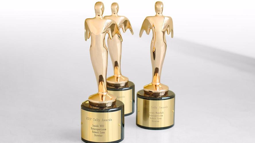 Motorsport.com conquista prêmios por produções em vídeo