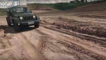 Jeep Wrangler Vídeo