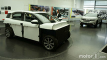 Coulisses Citroën C5 Aircross
