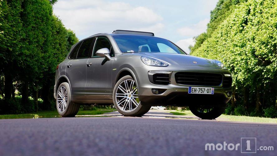 Essai Porsche Cayenne S E-Hybrid - Piment doux