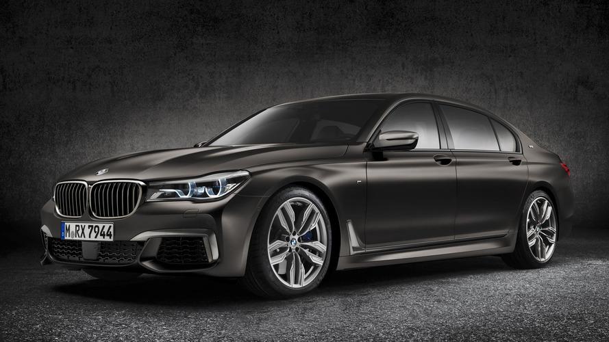 BMW Serie 7: tres décadas con motores V12