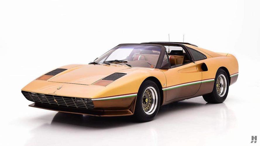 Buy George Barris' Crazy Custom Ferrari 308 [44 Photos]