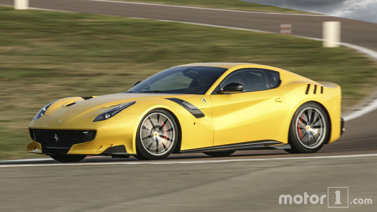 Discover The Differences Between The Ferrari 812 Superfast