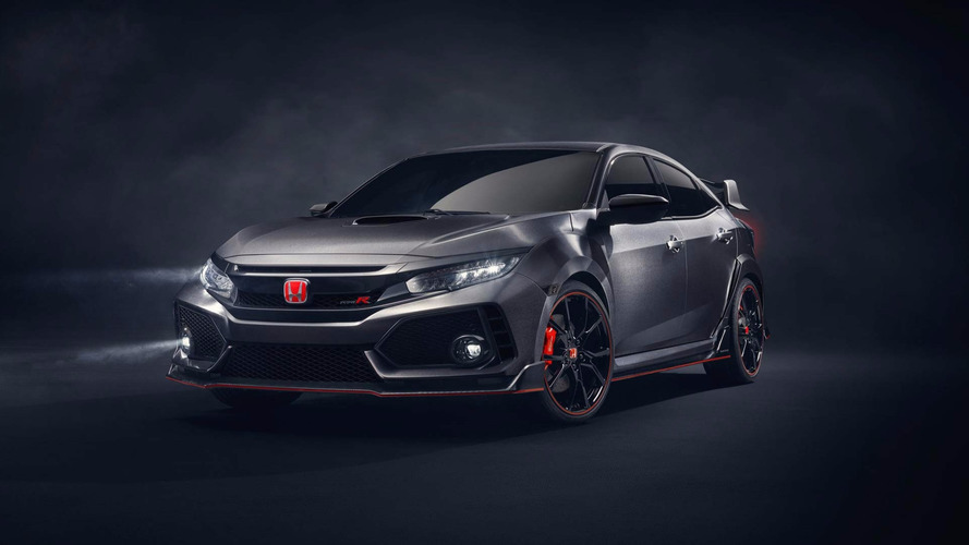 Honda - La Civic Type R et le concept NeuV à Genève