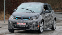 BMW i3 Spy Shots