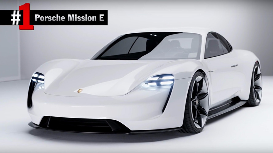 VIDÉO - Top 5 des concept-cars Porsche