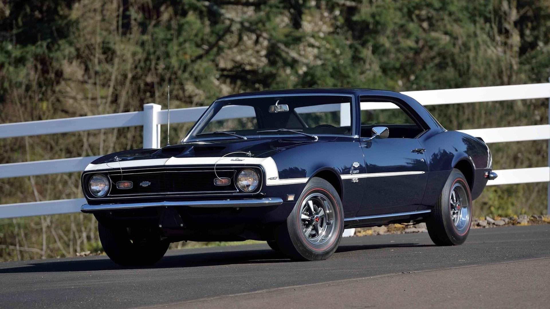 Would You Pay Nearly 400k For This 1968 Yenko Chevy Camaro