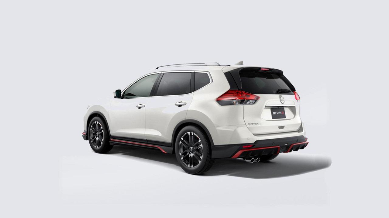 nissan x trail adds nismo performance package in japan. Black Bedroom Furniture Sets. Home Design Ideas
