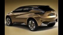 Nova geração do Nissan Murano será mostrada em abril no Salão de Nova York