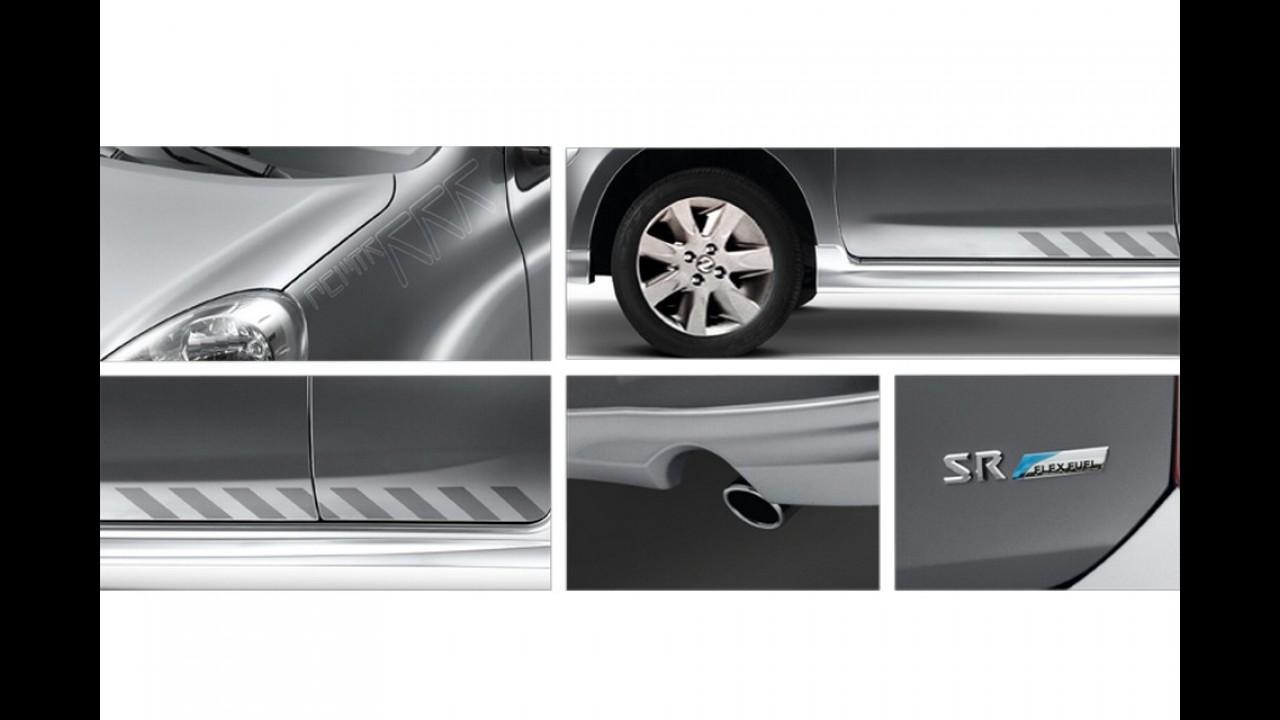 Nissan March terá versão SR com apelo esportivo - Marca divulga primeiras imagens