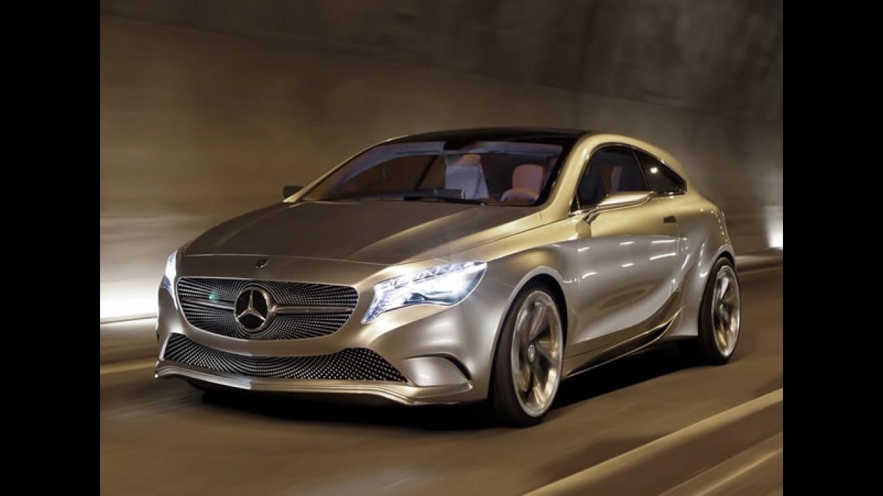 Novo Mercedes Classe A AMG é confirmado