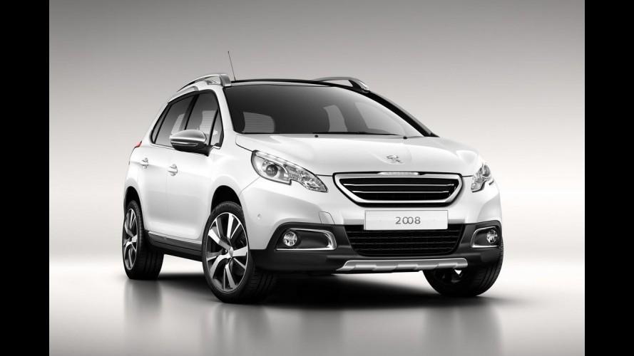 Com base no Peugeot 2008, Citroën lançará crossover de luxo da linha DS