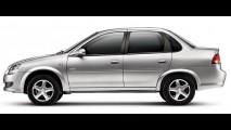 Chevrolet Classic ganha freios ABS e airbags na Argentina - Preço da versão completa equivale a R$ 32.100