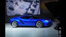 Lamborghini responde à LaFerrari com conceito Asterion de 910 cavalos