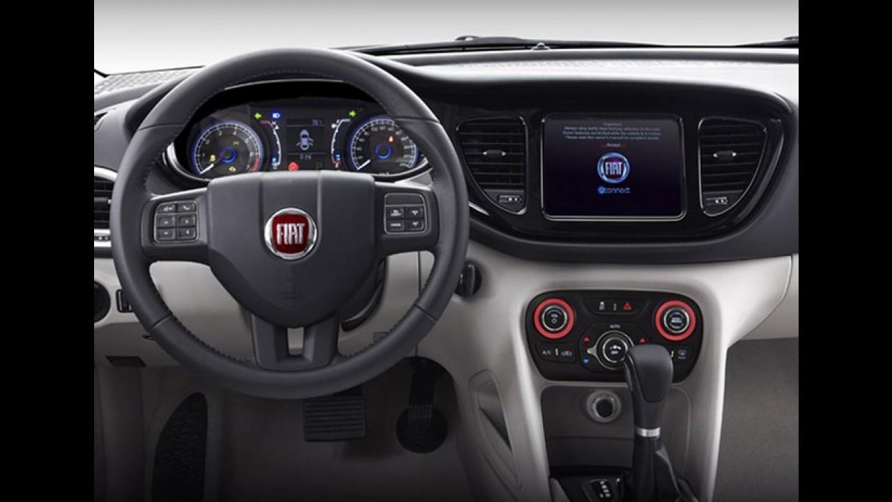 """""""Viaggio no Brasil é viagem"""", diz informante ligado à Fiat; Bravo muda em breve"""