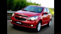 Chevrolet Agile é eleito Carro Universitário do Ano