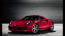 Flagramos o novo Alfa Romeo 4C na Suécia