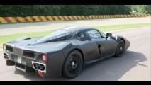 Nova Ferrari Enzo custará 1,2 milhão de euros e terá motor com 963 cavalos de potência