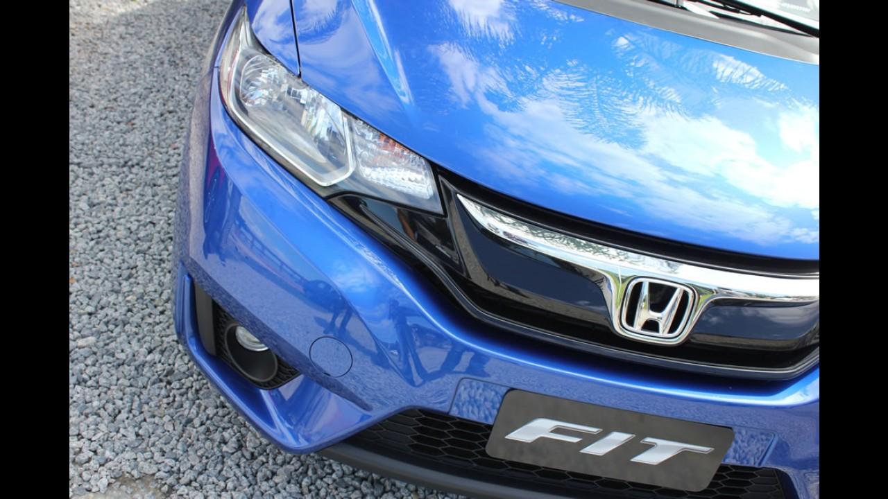 Volta Rápida: novo Honda Fit avança com CVT e visual, mas recua em alguns pontos