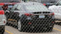 Mazda6 Skyactiv-D Spy Photos