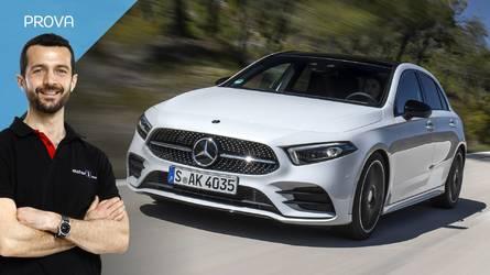 Nuova Mercedes Classe A, il trionfo dell'hi-tech sulla meccanica