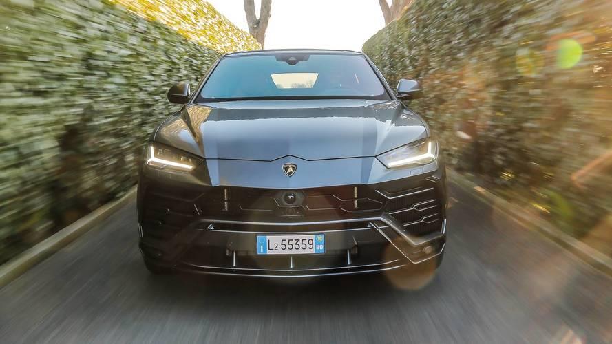 Lamborghini Urus, Centenario Roadster To Charge Up Goodwood Hill