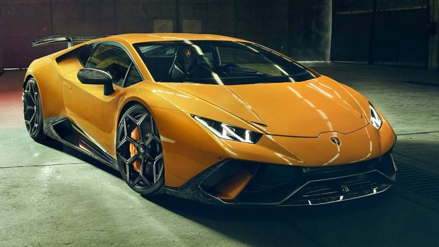 Lamborghini Huracan Performante By Novitec Is Tuning Perfection