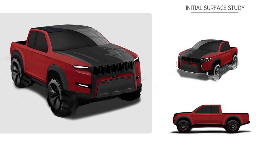 Jeep Crusader Concept