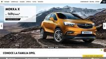 Opel Mokka X 2018, desde 169 euros al mes
