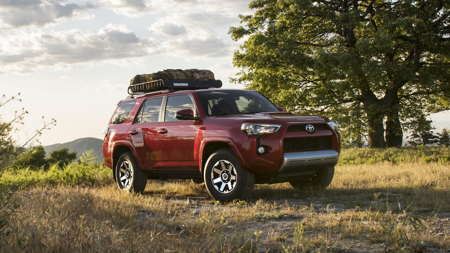 2017 Toyota 4Runner TRD Off-Road & TRD Off-Road Premium