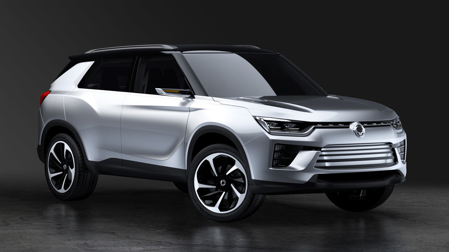 SsangYong aims for US launch in 2019 with different name