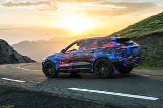 "Jaguar ""EV-Type"" Trademark May Signal Tesla Electric SUV Rival"
