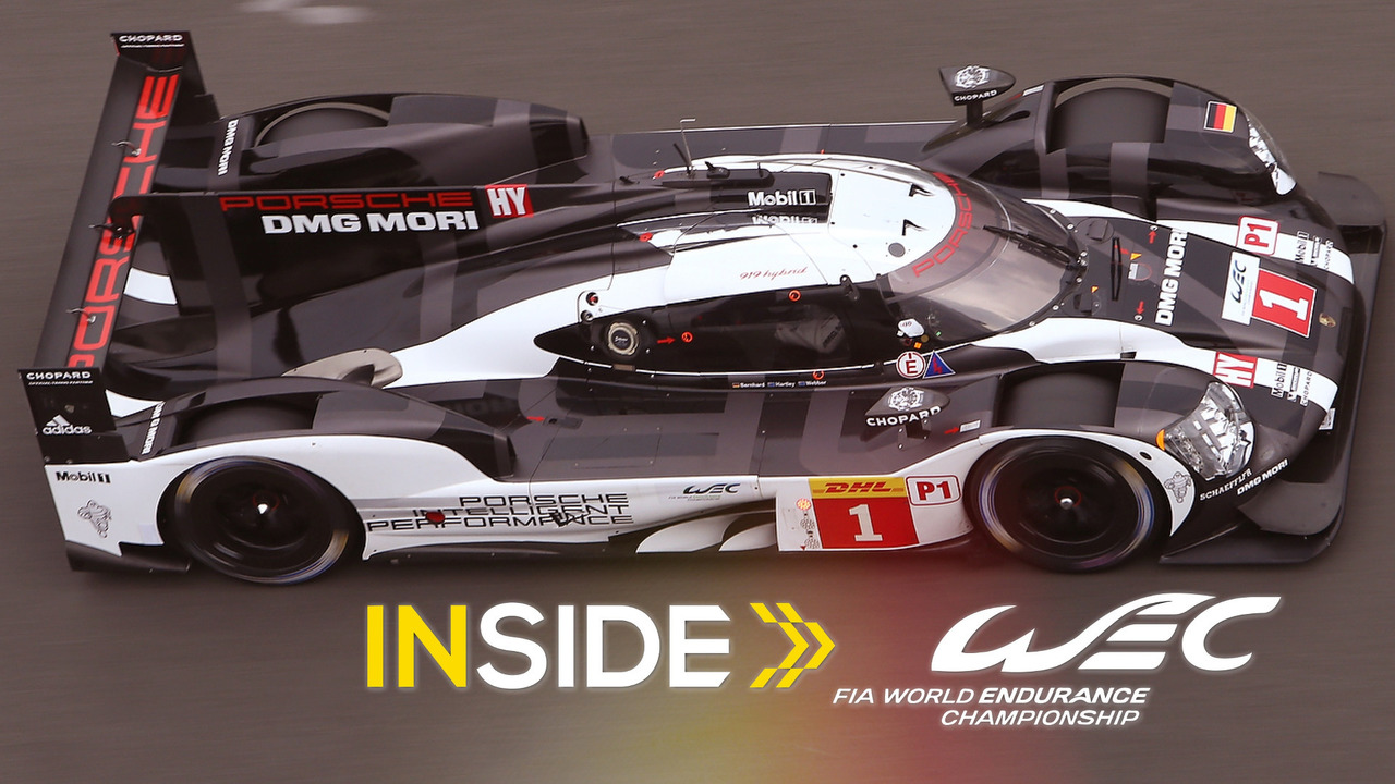 Inside WEC - 6 Hours of Nürburgring