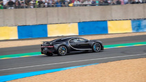 La Bugatti Chiron au Mans